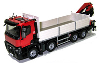 Renault Truck C480 con grua Eligor 115413 escala 1/43