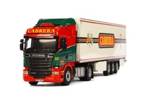 Scania R Streamline Highline - Thermoking Cabrera Wsi Models 01-1729