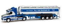 "Scania morro silo-cisterna ""Van Bentum"" (NL), Herpa 159166"