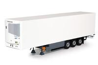 Semitrailer frigorifico Thermo King SLX 3 ejes, Tekno 62198 escala 1/50