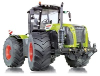 Tractor Claas Xerion 5000 Trac VC, Wiking 77308 escala 1/32