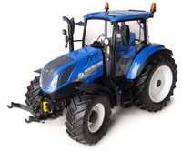 Tractor New Holland T5.120 Universal Hobbies 4957