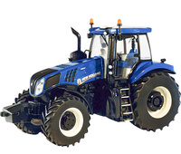 Tractor New Holland T8.435  Britains 43007 escala 1/32