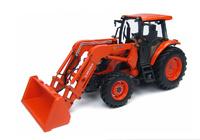 Traktor Kubota M9960 mit Frontlader Universal Hobbies 4869
