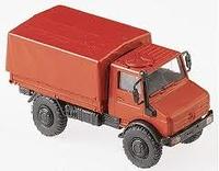 Unimog U 3000/4000 con lona Roco 4021 escala 1/87