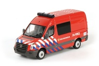 VW Crafter Bomberos, Wsi Models 04-1050 escala 1/50