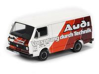 VW Lt furgoneta Audi Schuco 450368000 escala 1/43