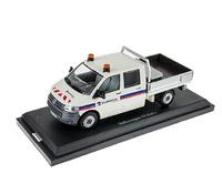 Volkswagen Transporter Eurovia NZG 888/01 escala 1/50