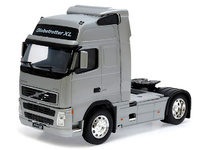 Volvo FH12 Grau Welly 32630G Masstab1/32