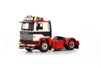 Zugmaschine Scania 110/140 Alex Timmer, Wsi Models 06-1030 Maßstab 1/50