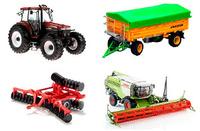Landwirt. Maschinen