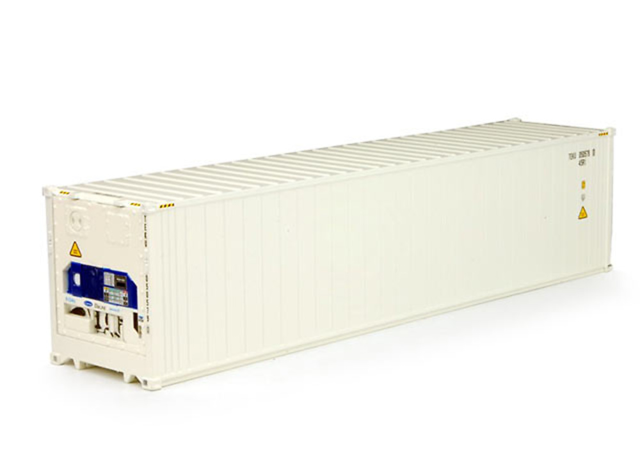 40ft. contenedor frigorifico Tekno 67090 escala 1/50