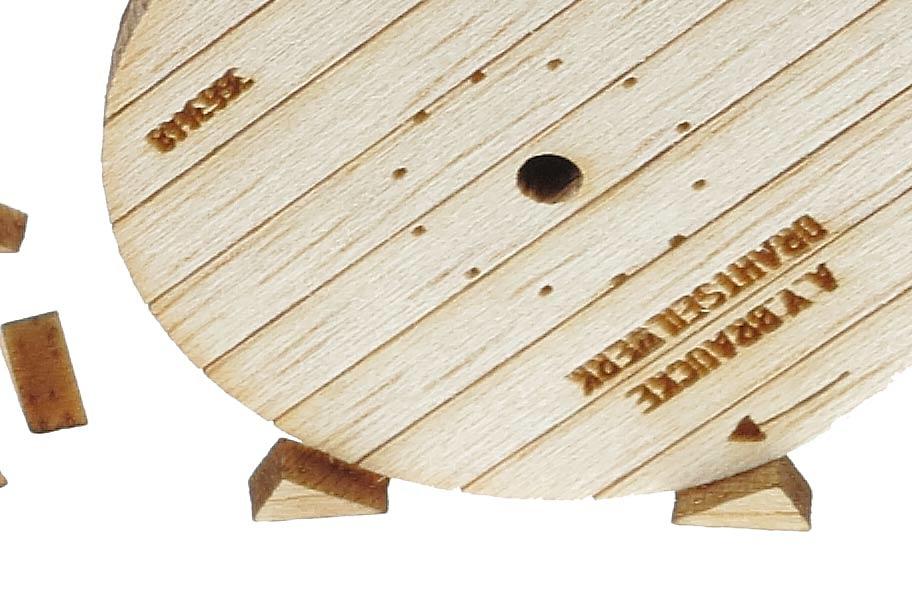 50 cuñas para asegurar y fijar carga Zapf Modelle 900150