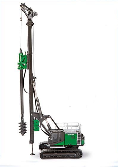Abi Delmag RH18/200 Perforadora Conrad Modelle 2515 escala 1/50