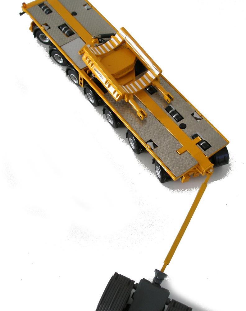 Accesorios para el transporte de la pluma de la grua Liebherr LTM 11200, YCC Models 1/50