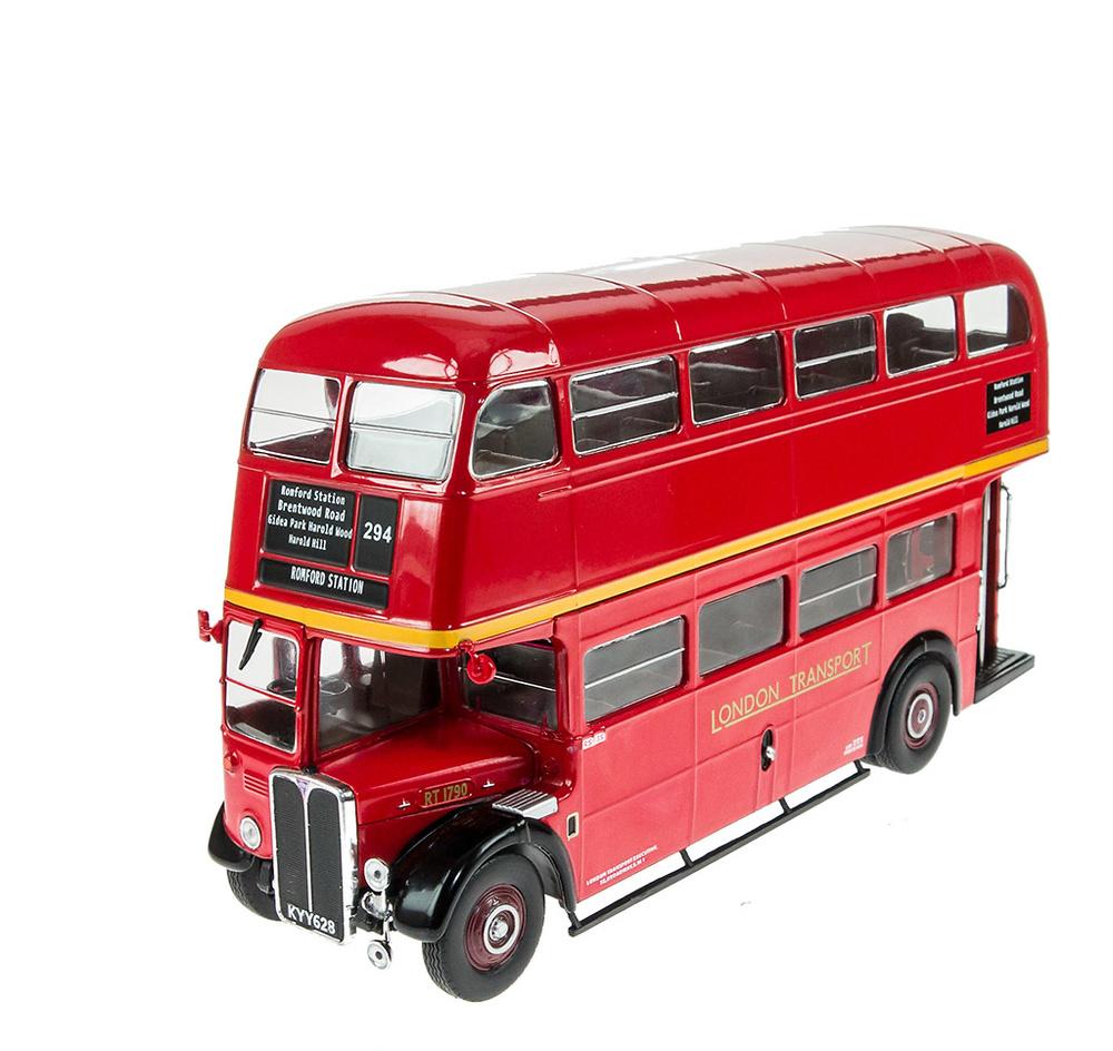 Aec Regent III RT Bus - Ixo Models 1/43