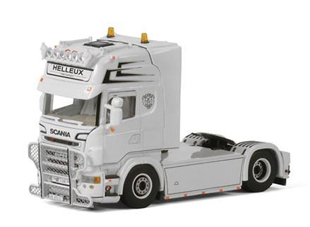 Alban Helleux Scania R6 Topline Wsi Models 2505