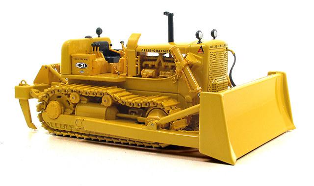 Allis-Chalmers HD-21 Crawler 1/50 First Gear
