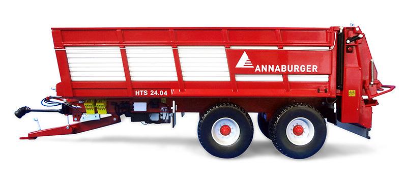 Annaburger HTS 24.04 esparcidor, Ros Agritec 60230 escala 1/32
