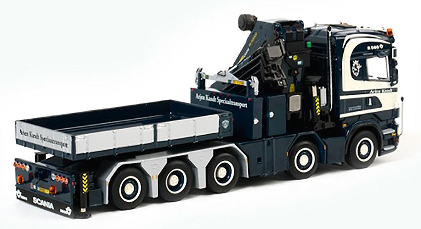 Arjen Kandt Speciaal Transport Scania R Highline Palfinger
