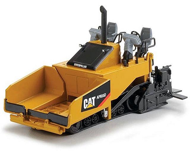 Cat Diecast Construction Toys