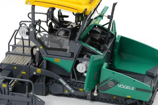 Asfaltadora cadenas Voegele Super 1803-3 Wsi Models 1078 escala 1/50