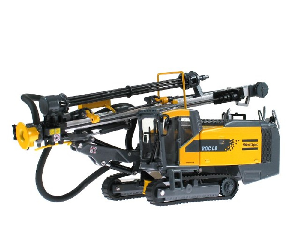 Atlas Copco Roc L8 perforadora, 1/50