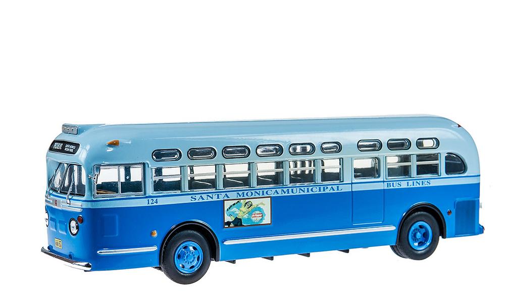 Autobus General Motors Tdh 3714 - Ixo Models 1/43