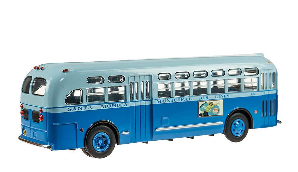 Autbus General Motors Tdh 3714 - Ixo Models 1/43
