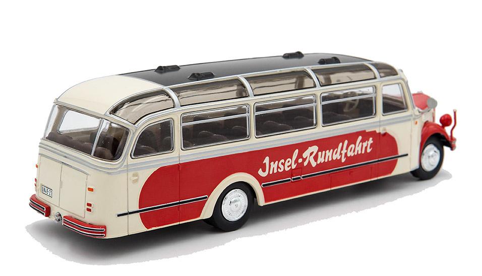 Autobus Borgward BO 4000 - Ixo Models 1/43