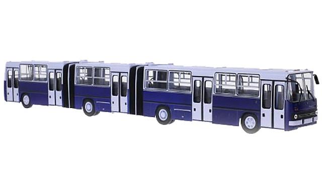 Autobus Ikarus articulado escala 1/43