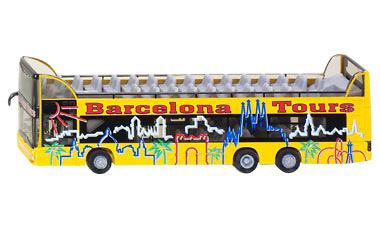 Autobus MAN vuelta turistica