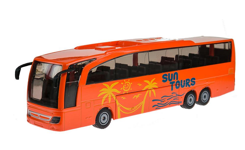 Autobus Mercedes Travego Sun Tours Siku 3738 escala 1/50