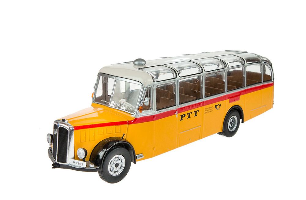 Autobus Sauer L4C 1959 - Ixo Models 1/43