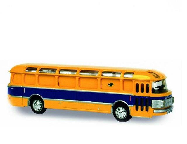 Autobus Saviem SC1 La Poste Norev 521004 escala 1/87