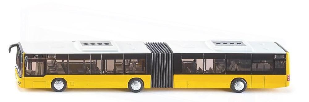 Autobus articulado MAN Lions City Siku 3736 escala 1/50