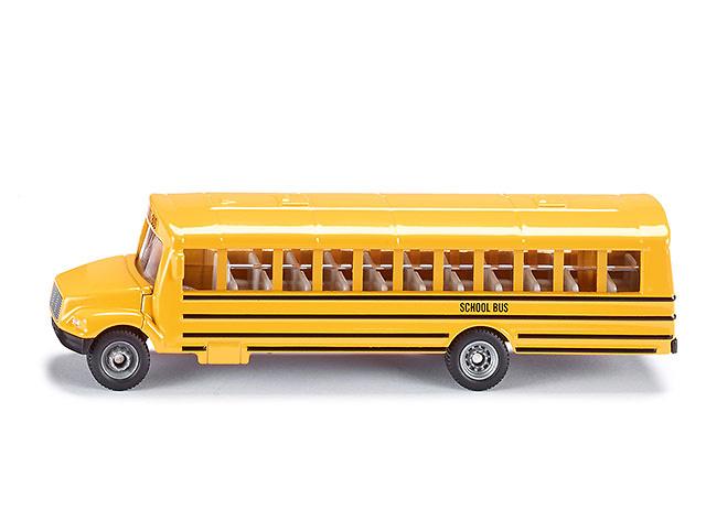 Autobus escolar E.E.U.U. Siku 1864 escala 187