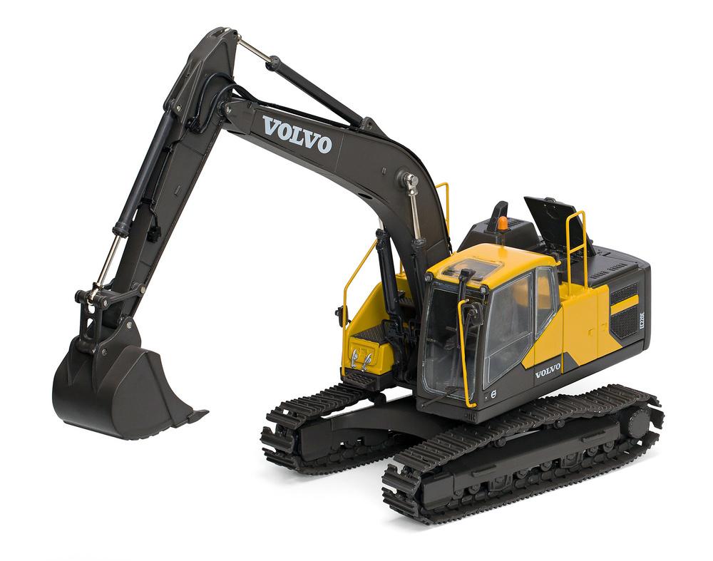 1:50 Volvo Ec220e Bagger Sonstige Spielzeug-Baufahrzeuge