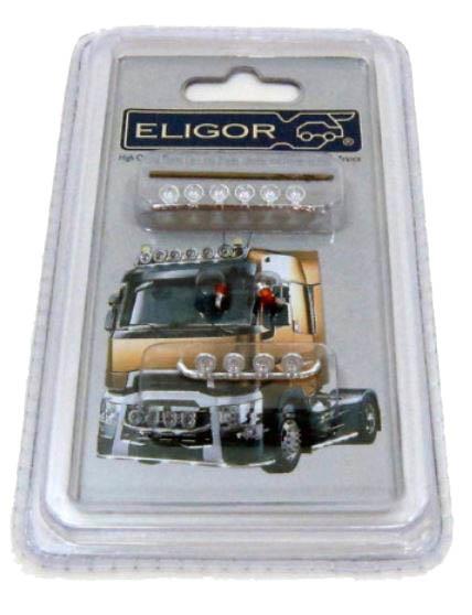 Barras de luces - Renault T Eligor 120085 escala 1/43