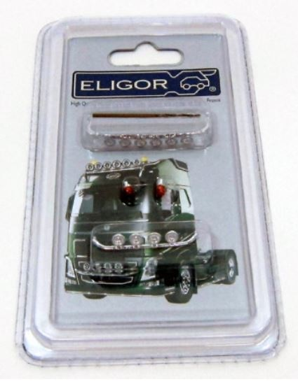 Barras de luces - Volvo FH4 Globetrotter Eligor 120087 escala 1/43
