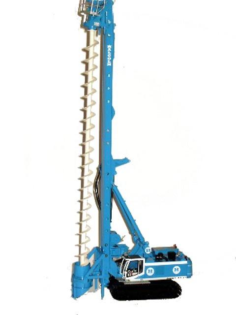 Bauer BG 40 perforadora con SOB