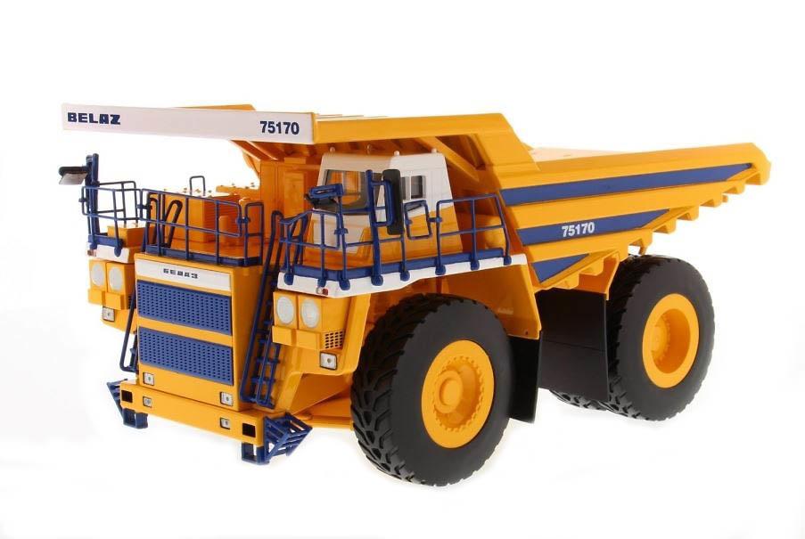 Belaz 75170 Dumper minieria Diecast Masters 75170 escala 1/50