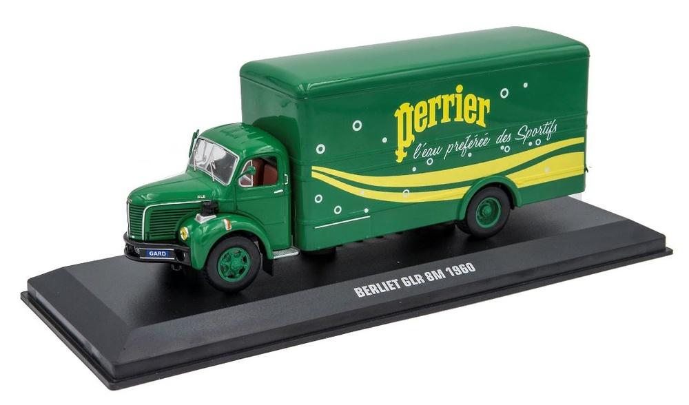 Berliet Glr 8M Perrier - Ixo Models 1/43