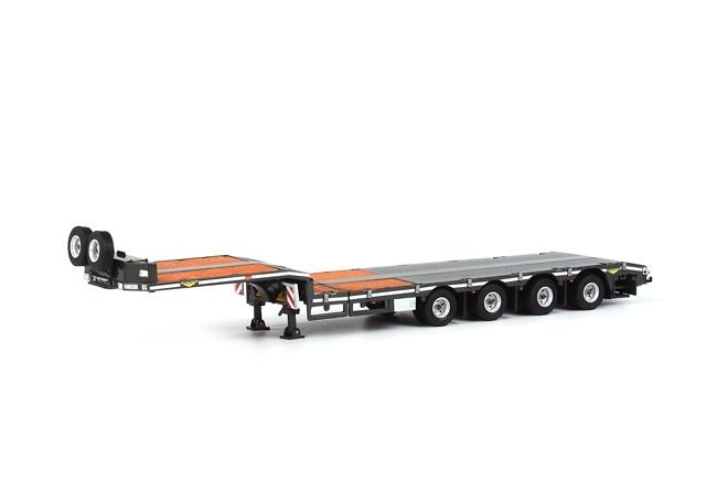 Broshuis Semi cama baja Wsi Models 04-1140 escala 1/50