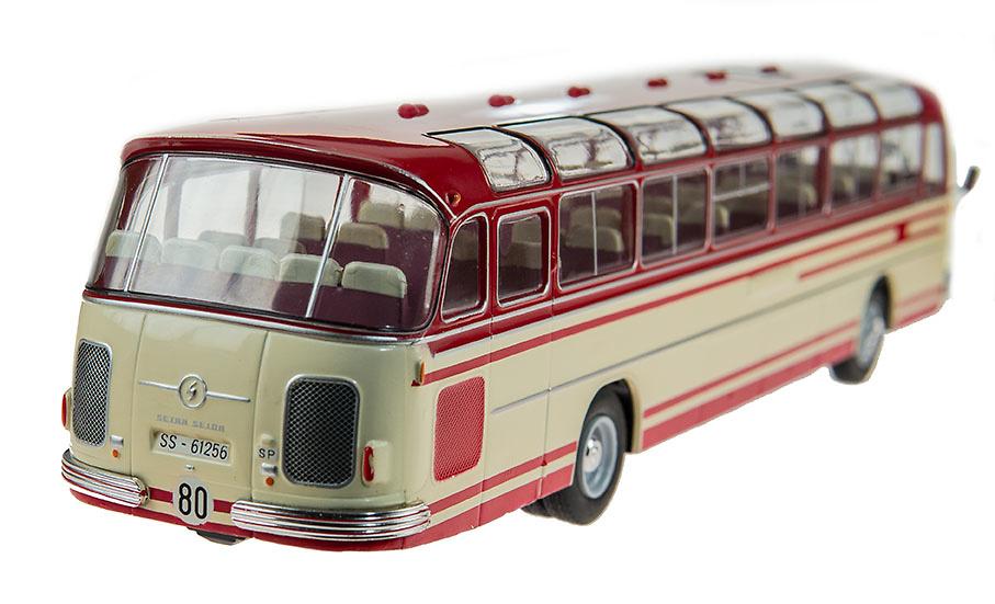 bus setra s 14 ixo models 1 43. Black Bedroom Furniture Sets. Home Design Ideas