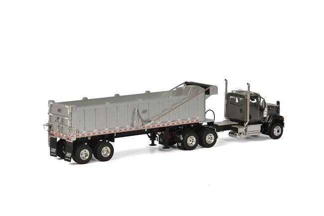 CT680 6x4 gris volquete Wsi Models 39-1005