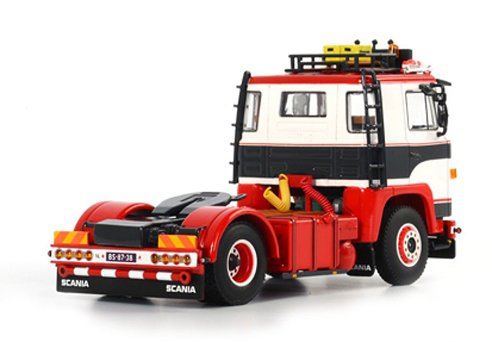 Cabeza Scania 110/140 Alex Timmer, Wsi Models 1030 escala 1/50