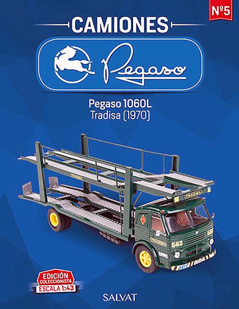 Camión Pegaso 1060L