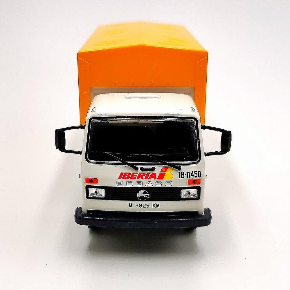 Camión Pegaso Ekus 1210-6 Iberia, 1988 - Salvat - escala 1/43