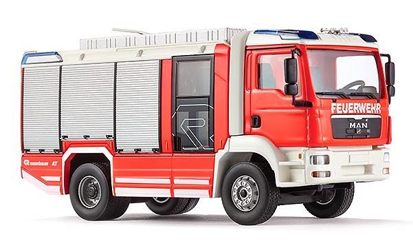 Camion Bomberos - Rosenbauer